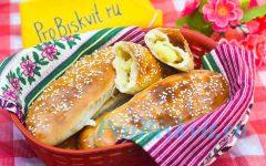 вкусные пирожки с картошкой в духовке