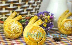 печенье улитка рецепт с фото