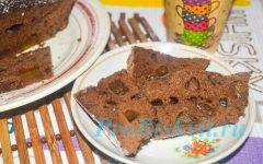 кекс с цукатами рецепт с фото пошагово