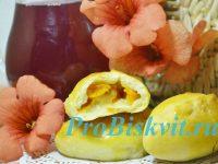 пирожки с абрикосами в духовке рецепт