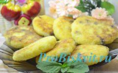 сладкие рисовые биточки рецепт