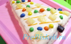 Торт Елочка на Новый год рецепт